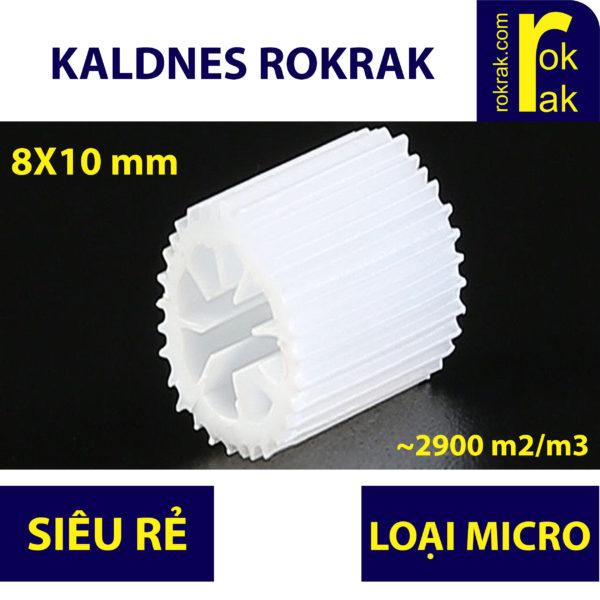 Kaldnes Micro giá rẻ Vật liệu lọc hồ cá mới