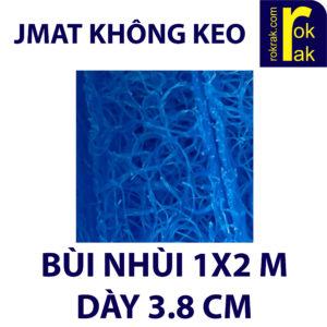 Jmat không keo Bùi nhùi Vật liệu lọc hồ cá Koi