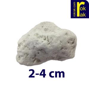 Đá Lông Vũ Thổ Nhỹ Kỳ Turkey 2-4 cm Bao ~18kg