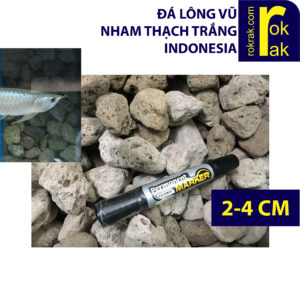 Đá Lông Vũ Indo bán sỉ nhập khẩu Indonesia Bao 18kg